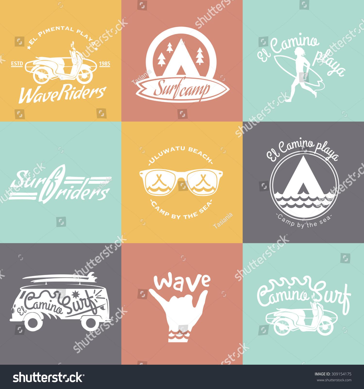 Shirt design style - Surf Summer T Shirt Design Surfing
