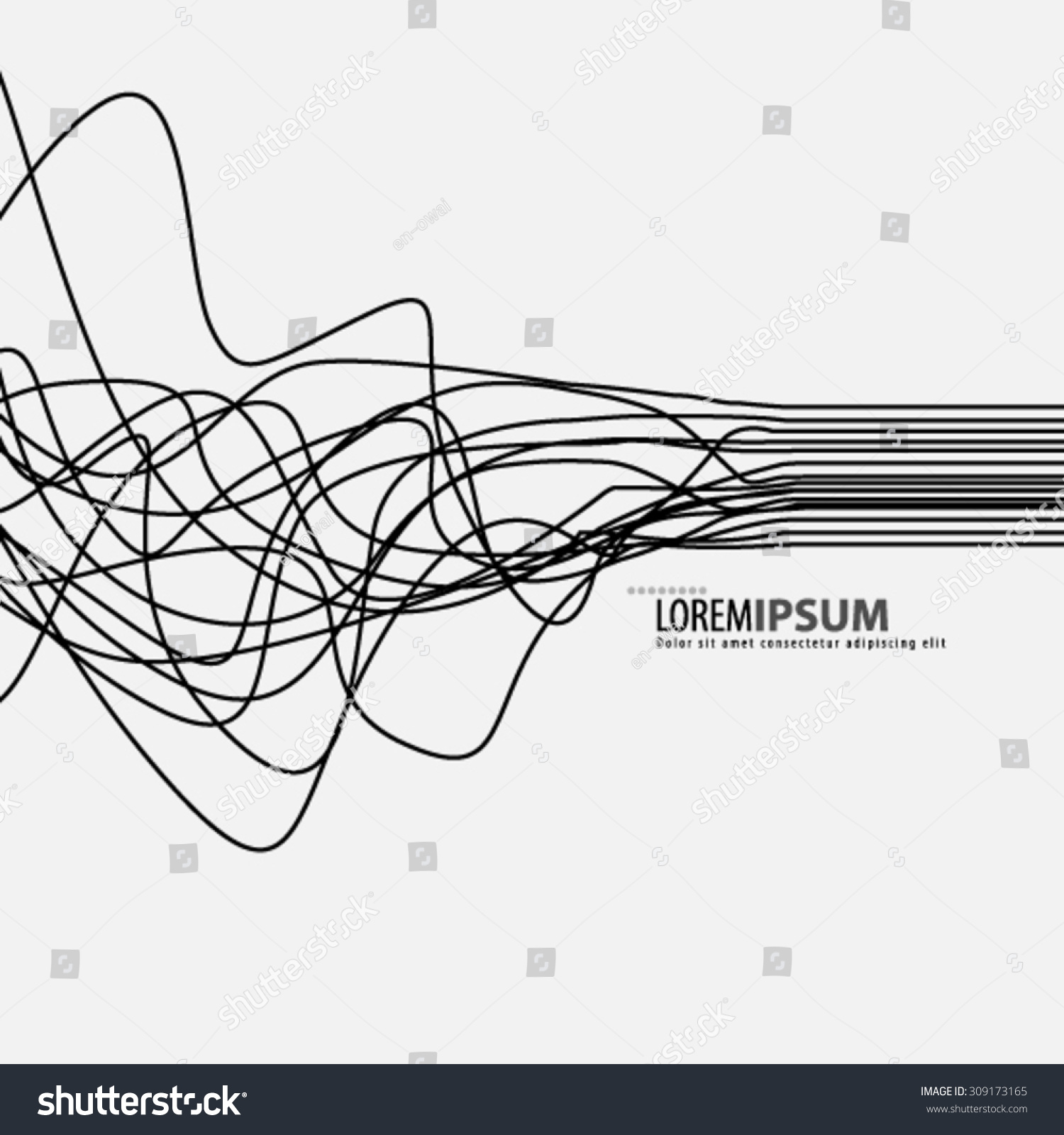 Drawing Smooth Curved Lines In Photo : Smooth curve lines digital background stock vector
