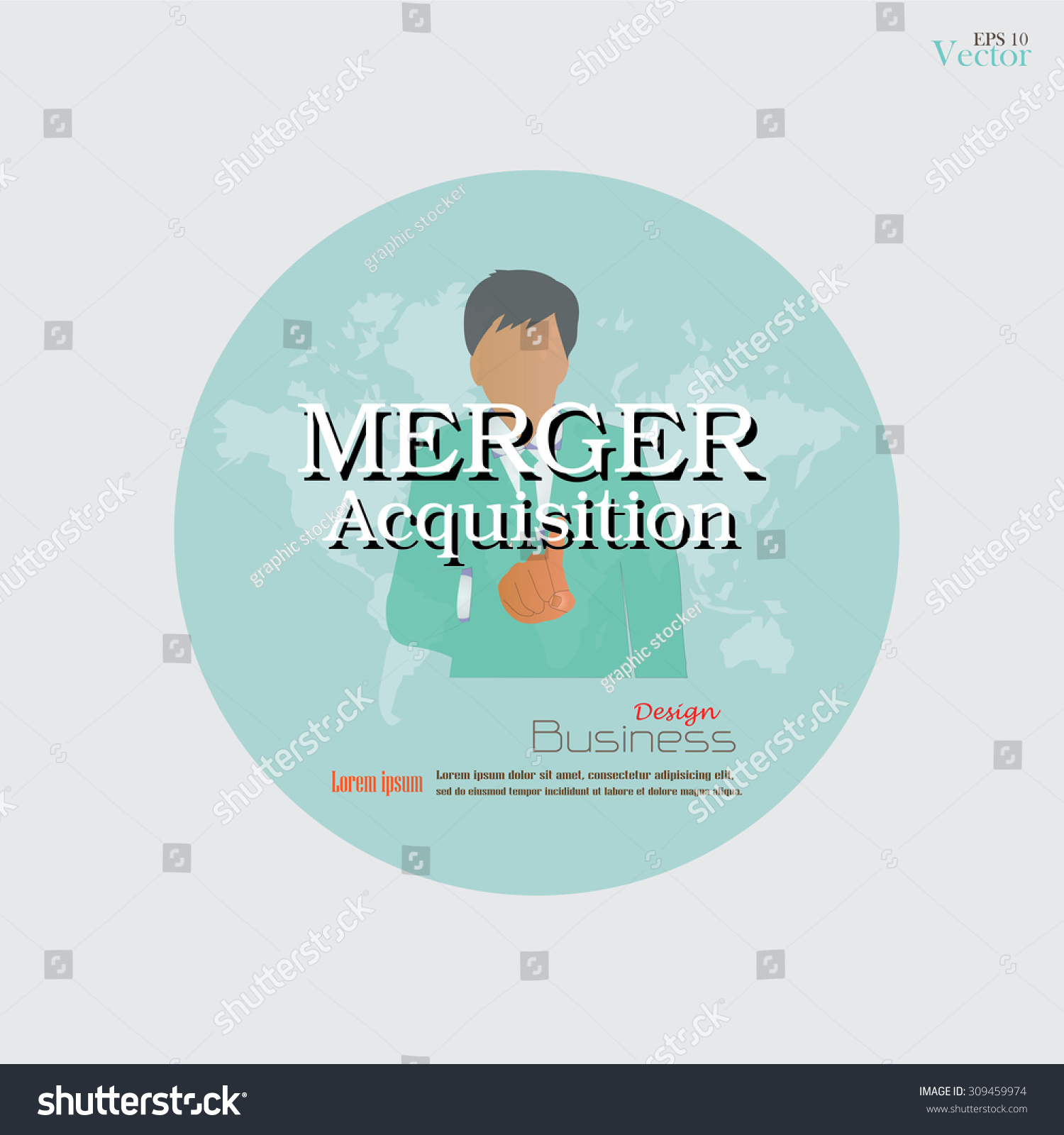 to merger