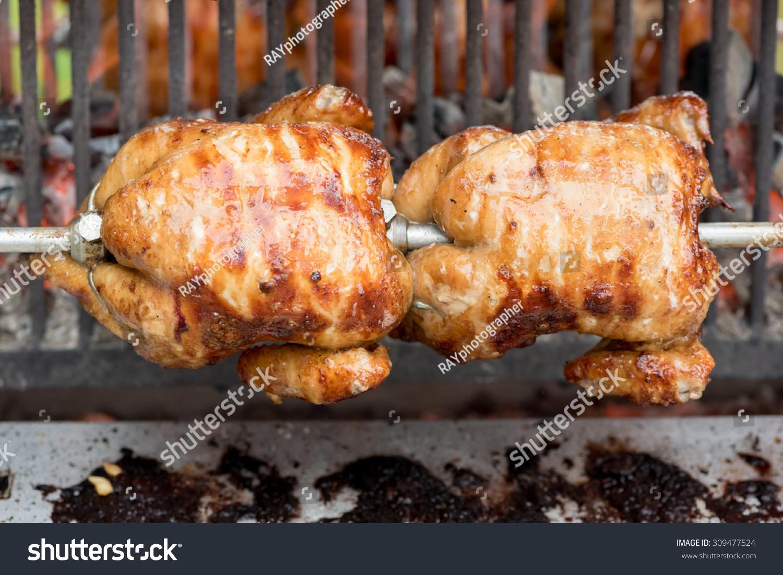 Roast Chicken Stock Photo 309477524 - Shutterstock