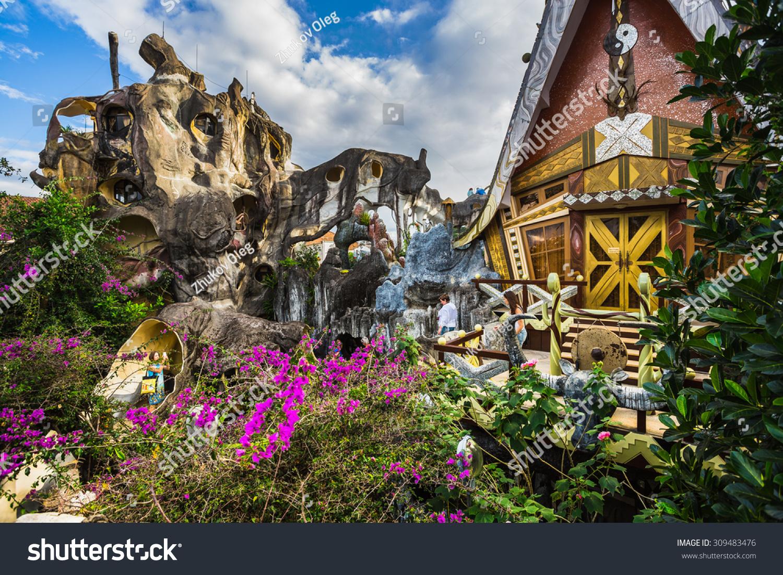 Da Lat Vietnam Nov 26 Hang Stock Photo 309483476 - Shutterstock