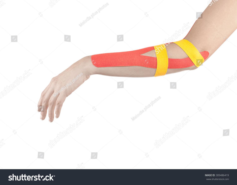 Human Elbow Pain Anatomy Injury Caused Stock Photo 309486419 ...