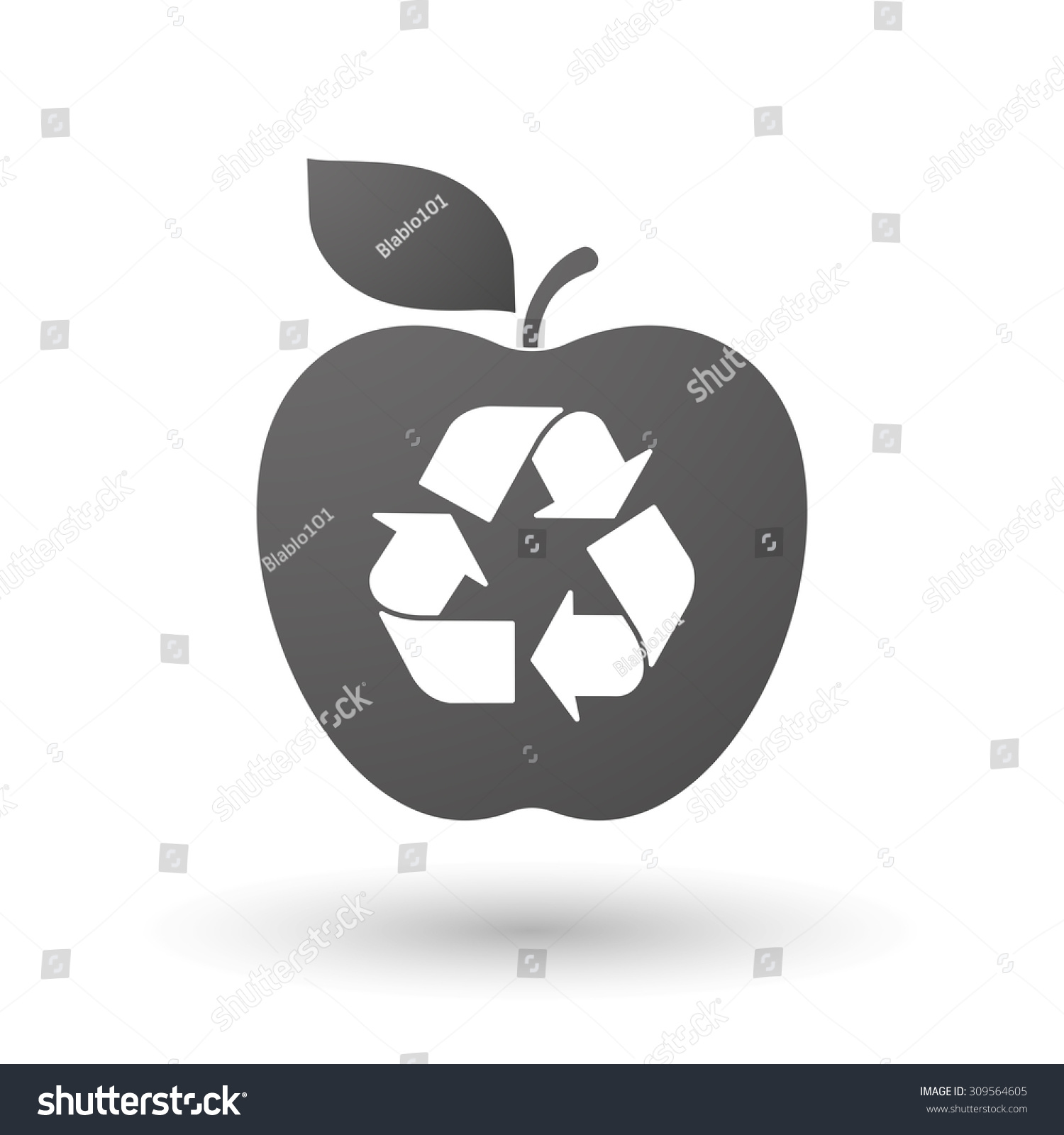 Illustration isolated apple recycle sign stock vector 309564605 illustration isolated apple recycle sign stock vector 309564605 shutterstock buycottarizona Image collections