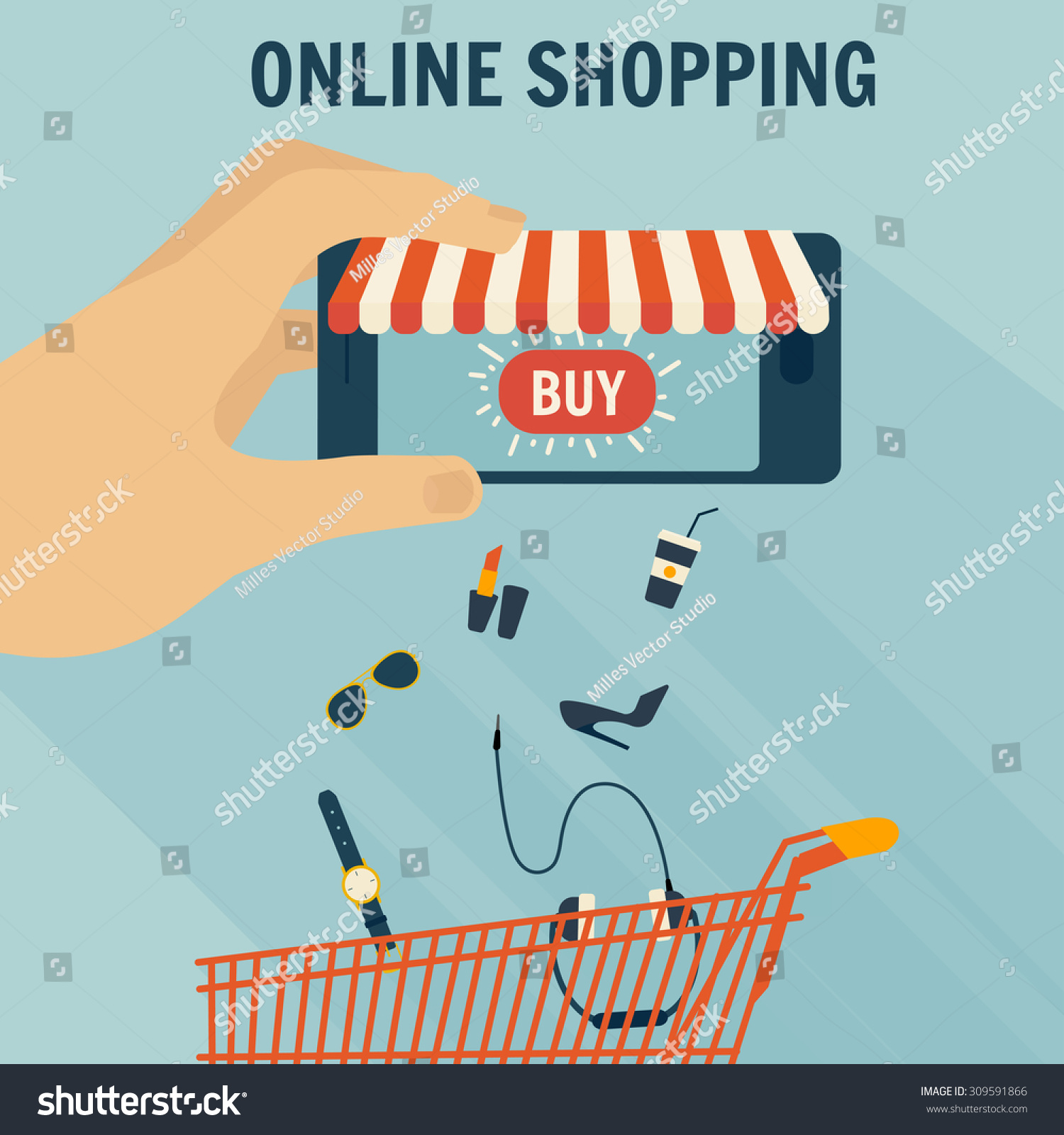 Cell phone shop online