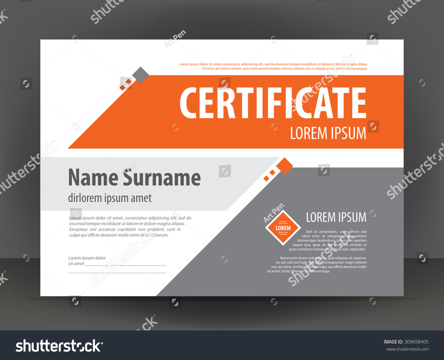 free powerpoint certificate templates