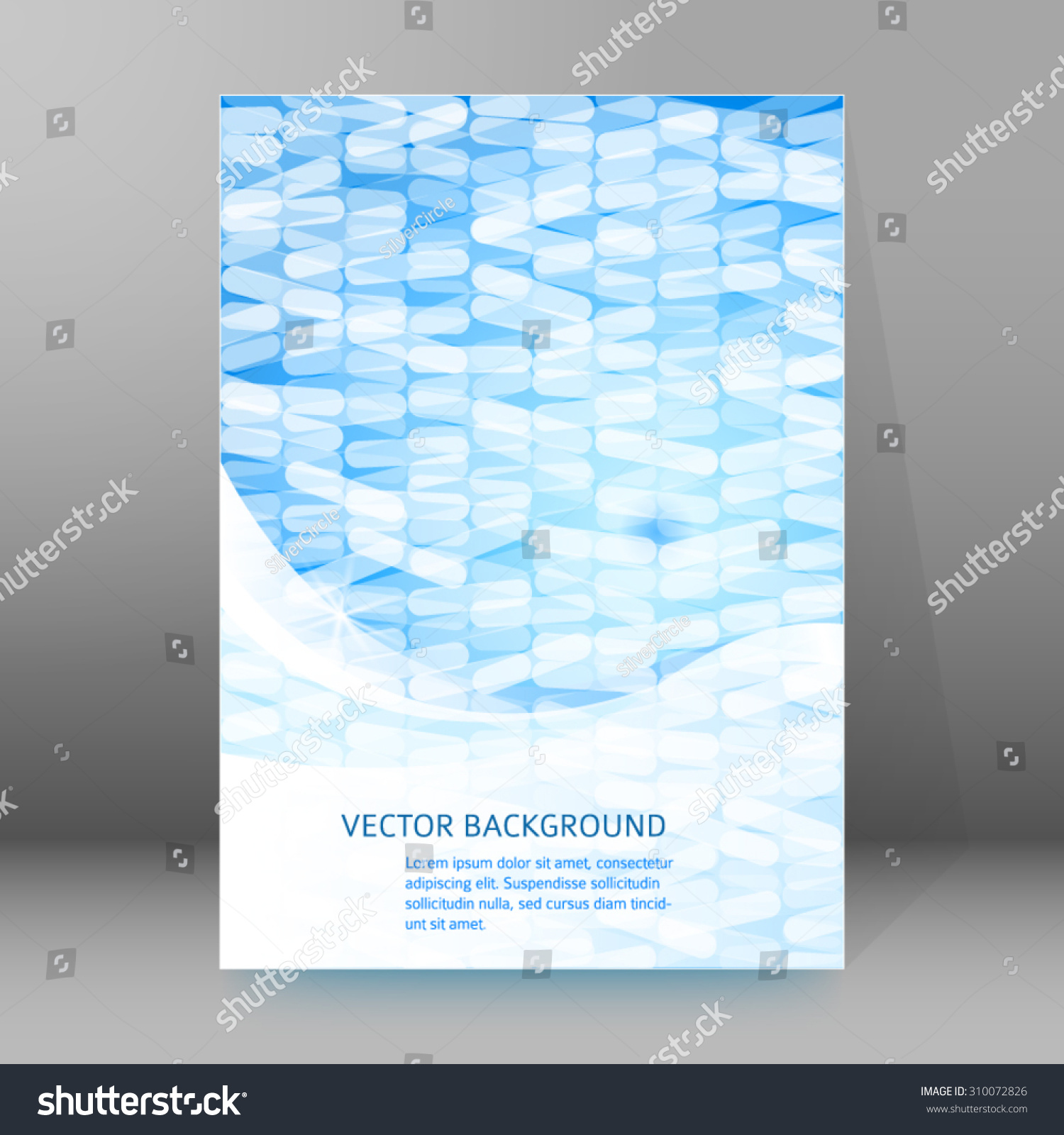design flyer label medical product vector stock vector  design flyer label medical product vector illustration eps 10 for infographics presentation template