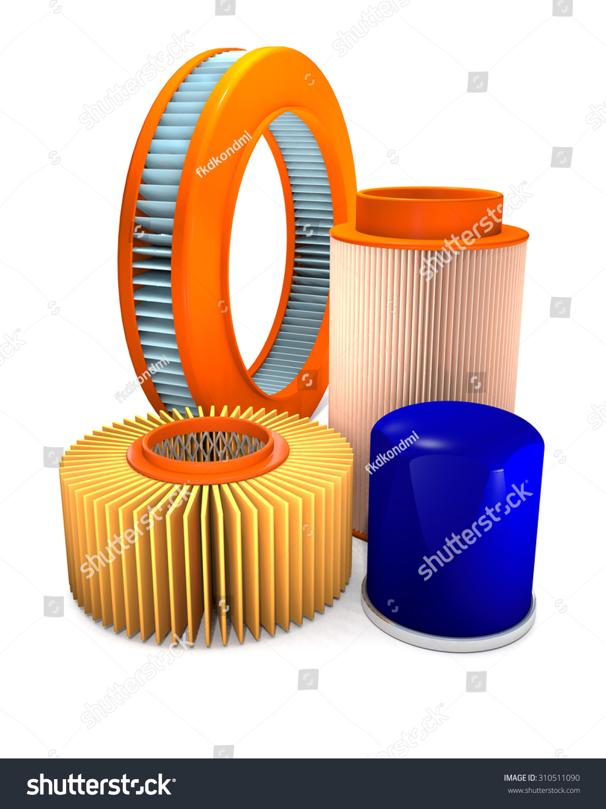 different types of oil filters pdf