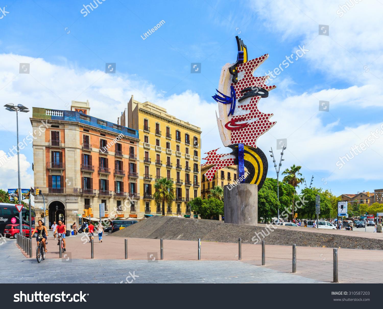 1c3c56cf203 BARCELONA SPAIN AUGUST 13 El Cap Stock Photo (Edit Now) 310587203 ...
