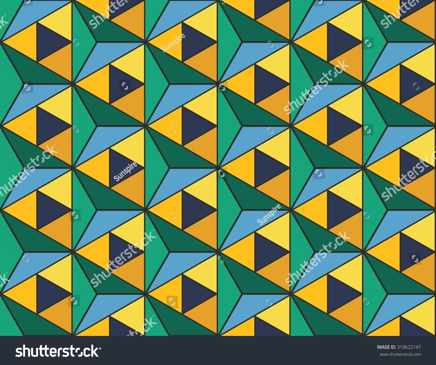Green bed sheets texture - Vector Modern Seamless Pattern Sacred Geometry Colorful Background Textile Print Abstract Texture