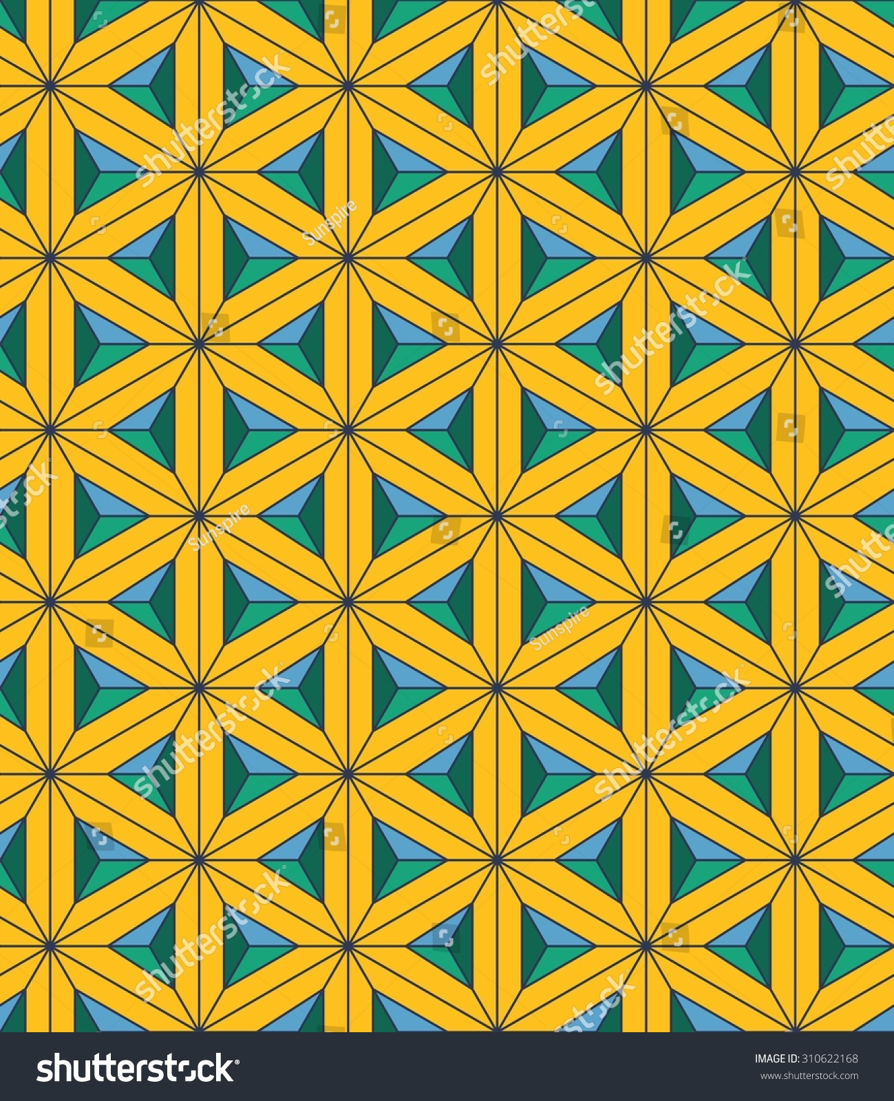 Bed sheet pattern texture - Vector Modern Seamless Pattern Sacred Geometry Colorful Background Flower Of Life Textile Print