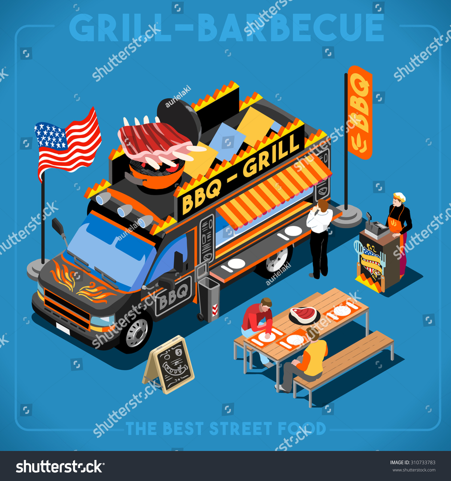 Latin Passion Food Truck