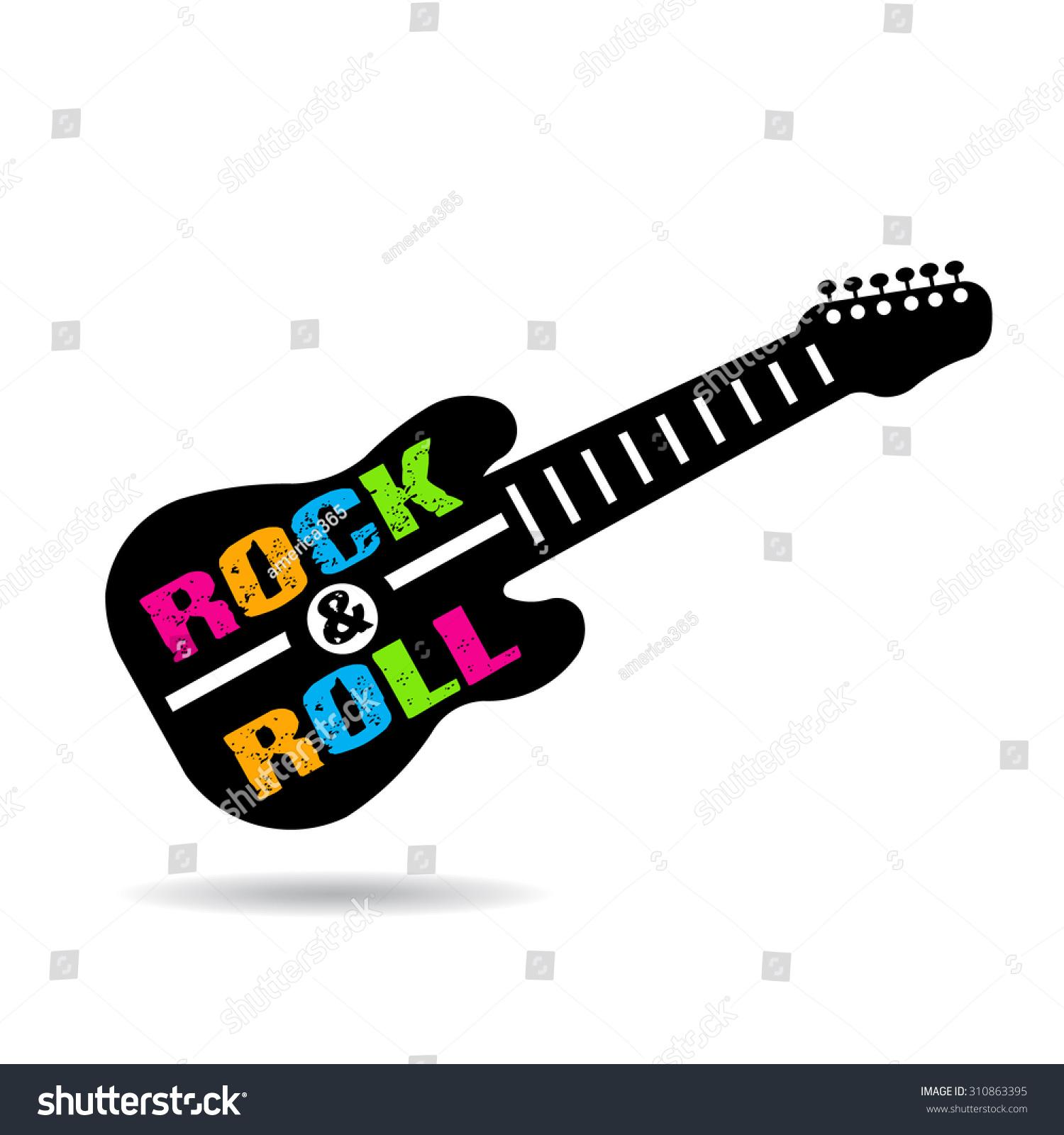 pics for rock n roll guitar. Black Bedroom Furniture Sets. Home Design Ideas