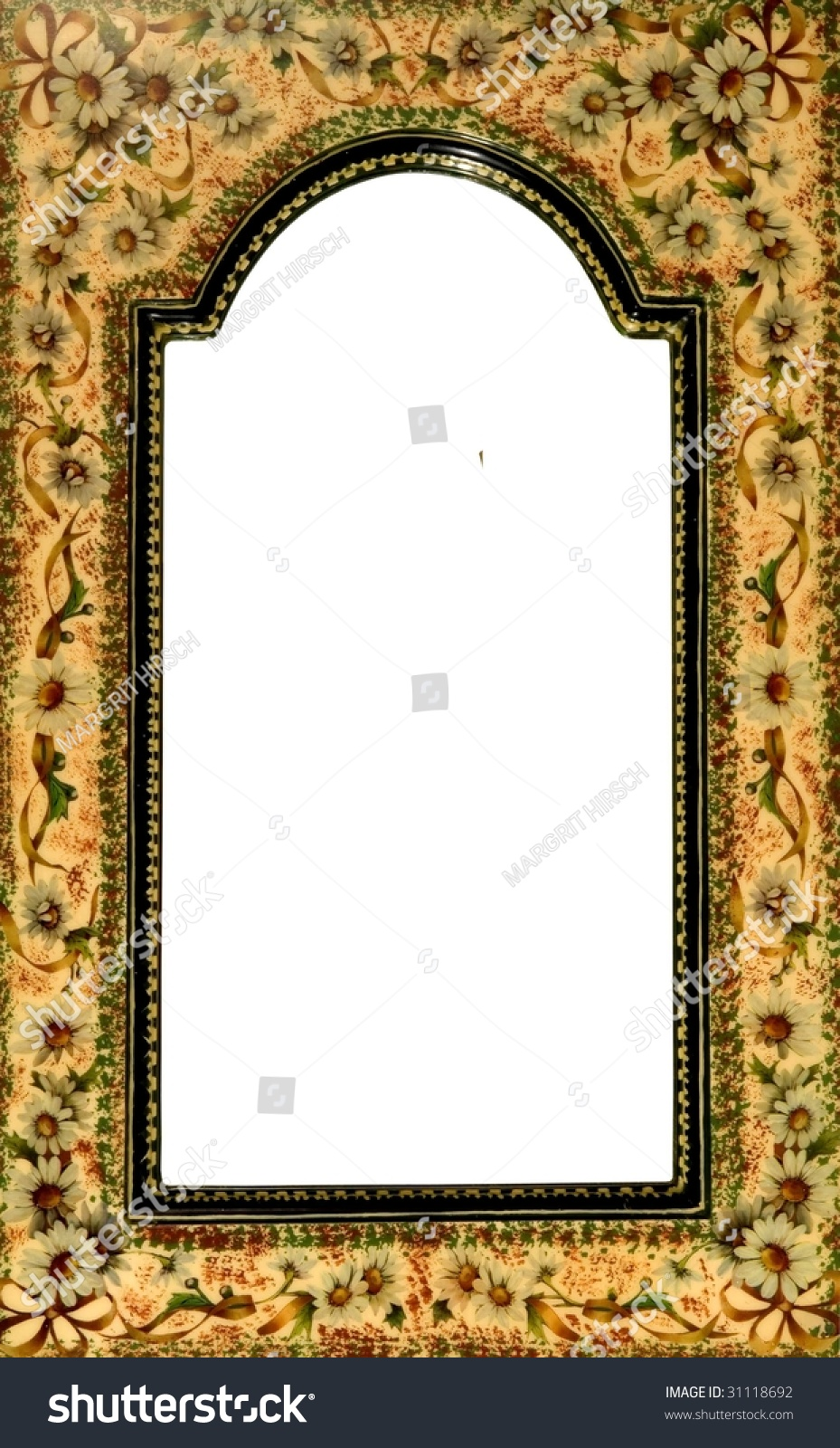 HANDMADE DECOUPAGE PICTURE FRAME Stock Photo (Edit Now) 31118692 ...