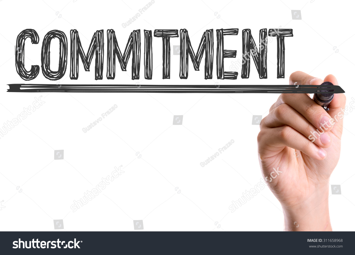 Essay about the word committed