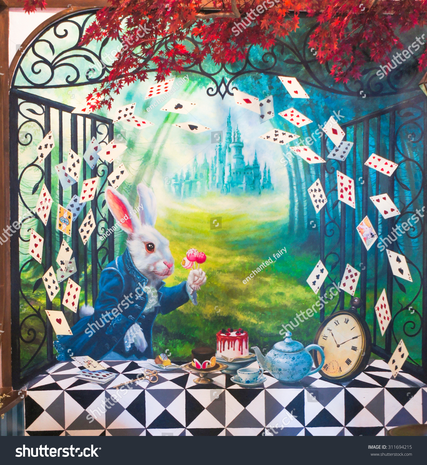 the fairy tale elements used in alice in wonderland by lewis carroll Transcript of alice's adventures in wonderland  what elements make lewis carroll's 'alice adventures in wonderland' a modern  fairy tale elements characters.