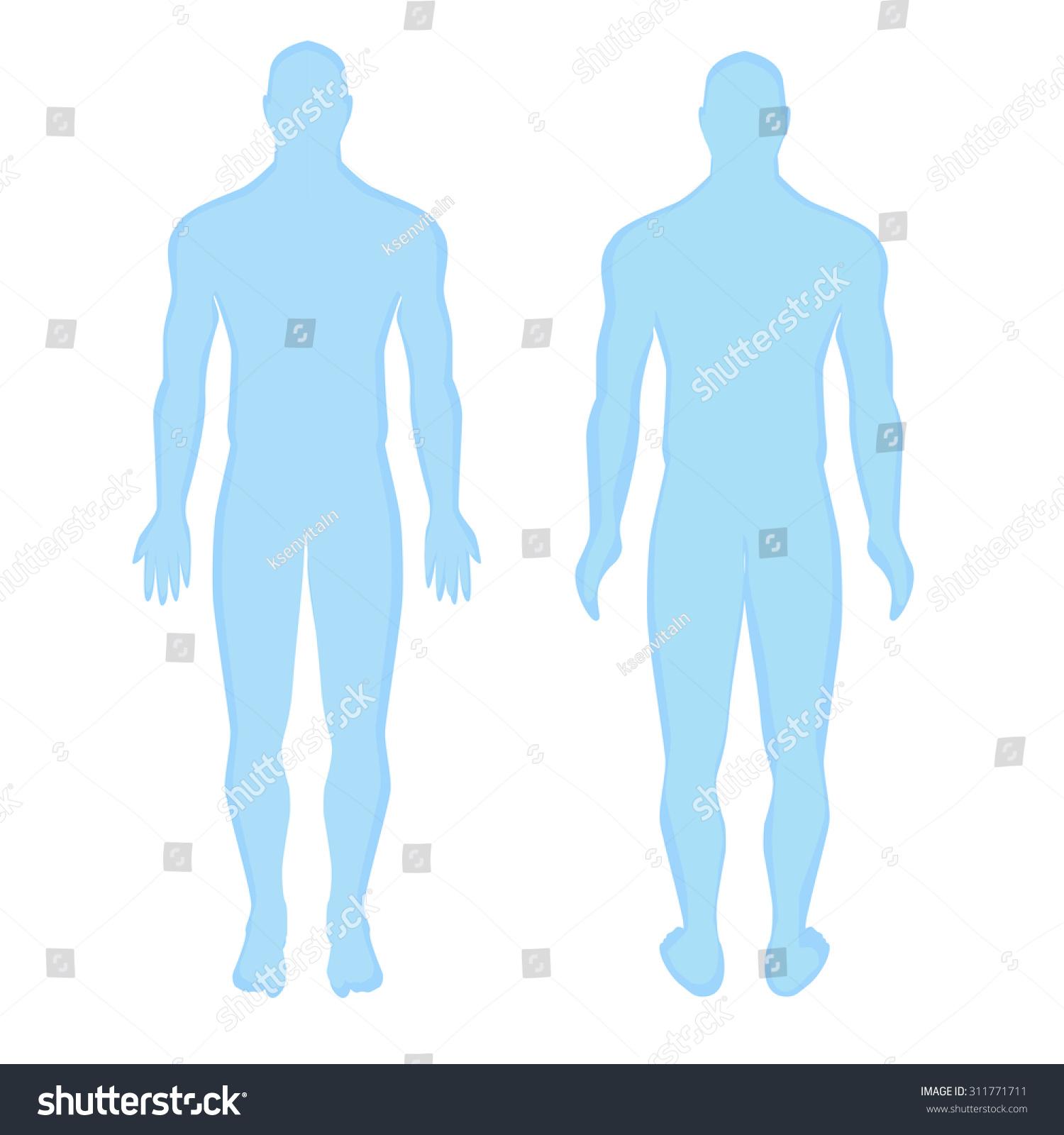 Nude Male Silhouette  Hot Girl Hd Wallpaper-9313