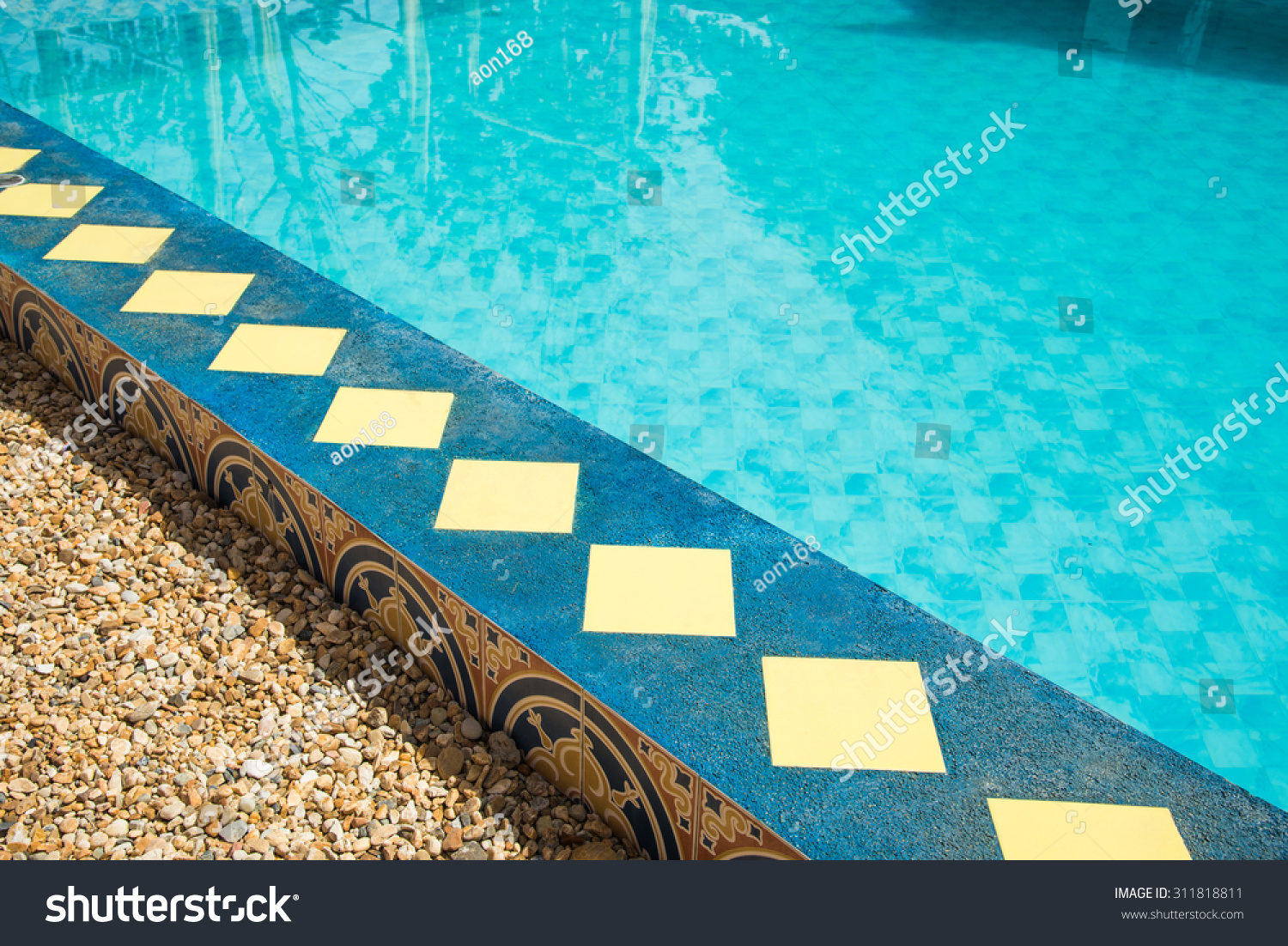 interesting blue decorative reviews tiles design alluring tile past swimming builders pool ideas mediterranean review inspiration decor pinterest