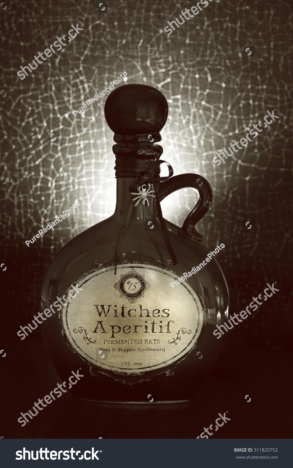 Halloween Witches Apothecary Brew Stock Photo (Edit Now) 311820752