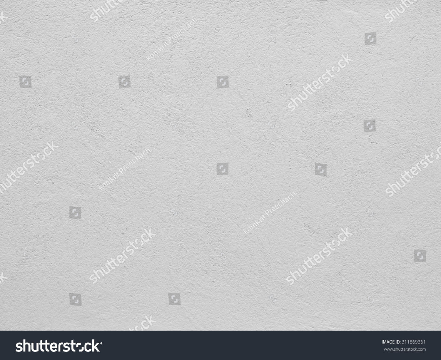 white cement plaster wall background #311869361