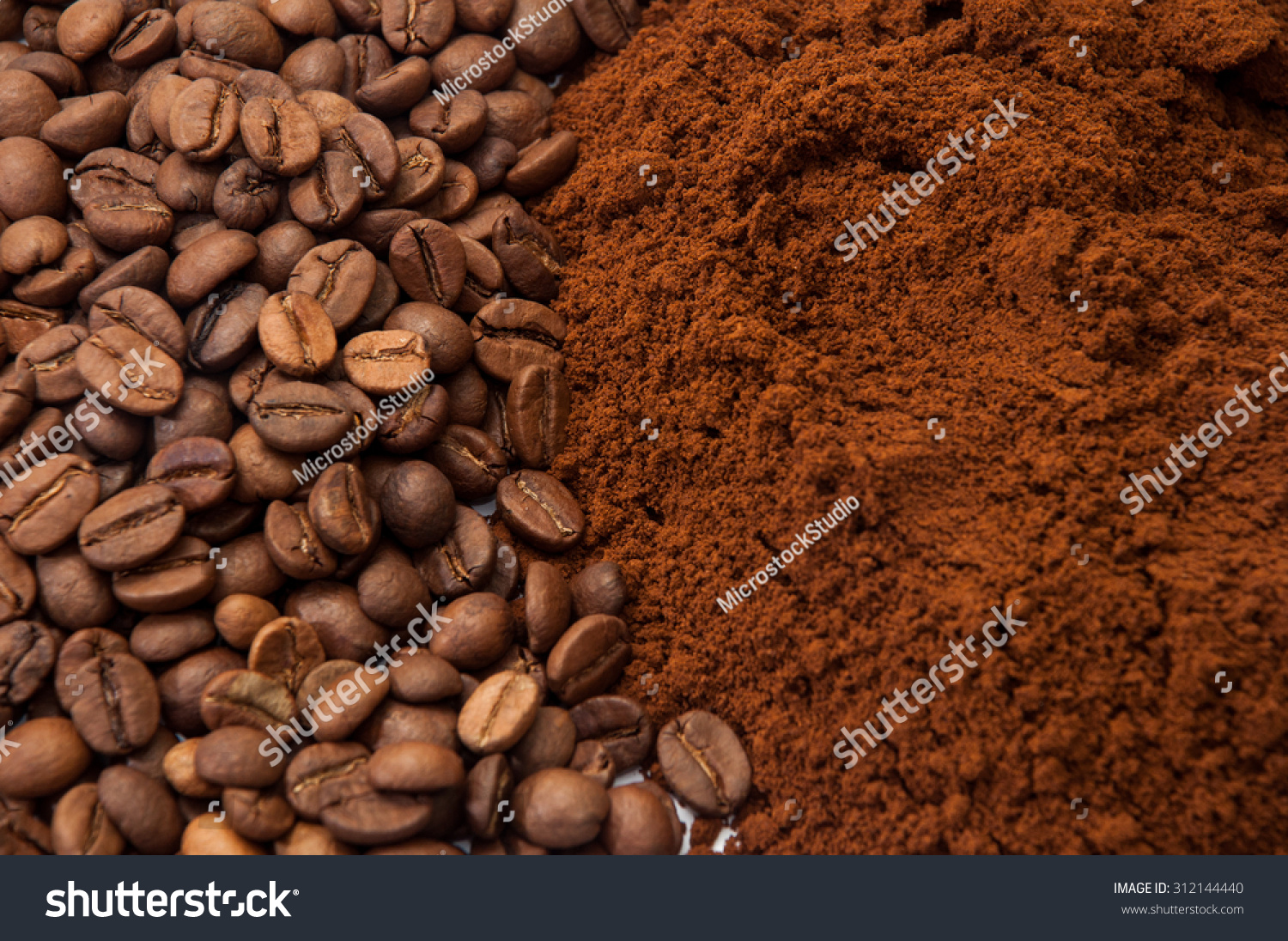 ground coffee stock photo - photo #18