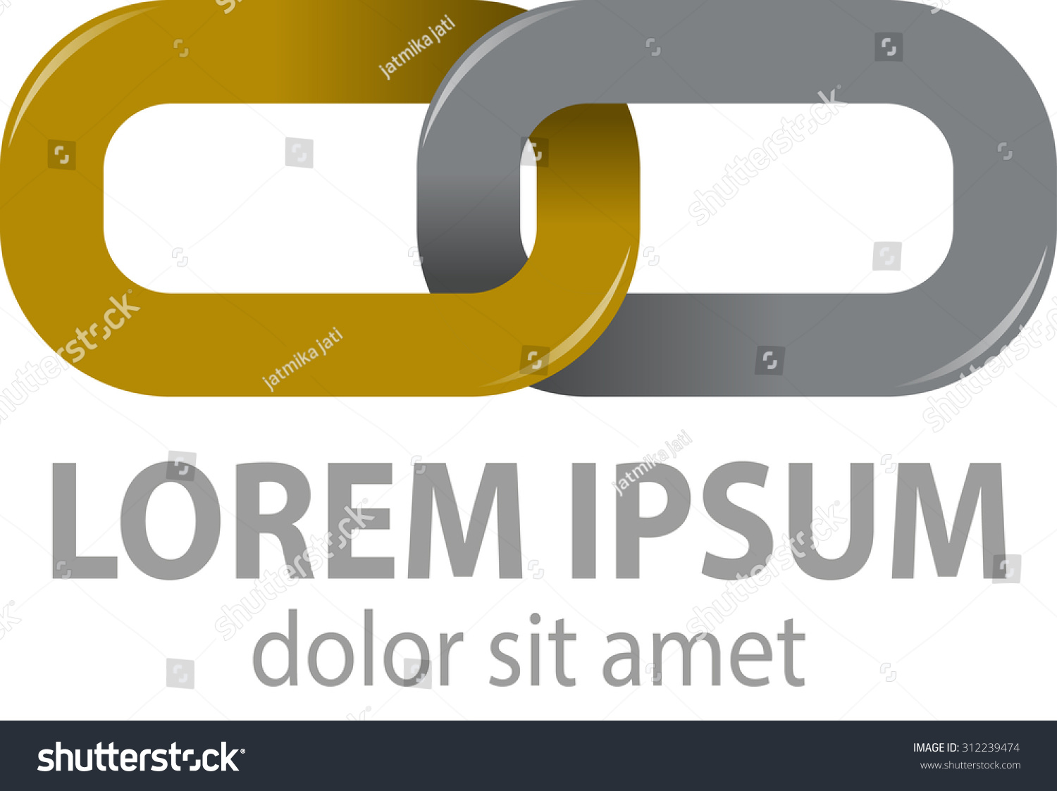 Silver trading symbol gallery symbol and sign ideas vector abstract form chains gold silver stock vector 312239474 vector abstract form chains gold silver stock biocorpaavc