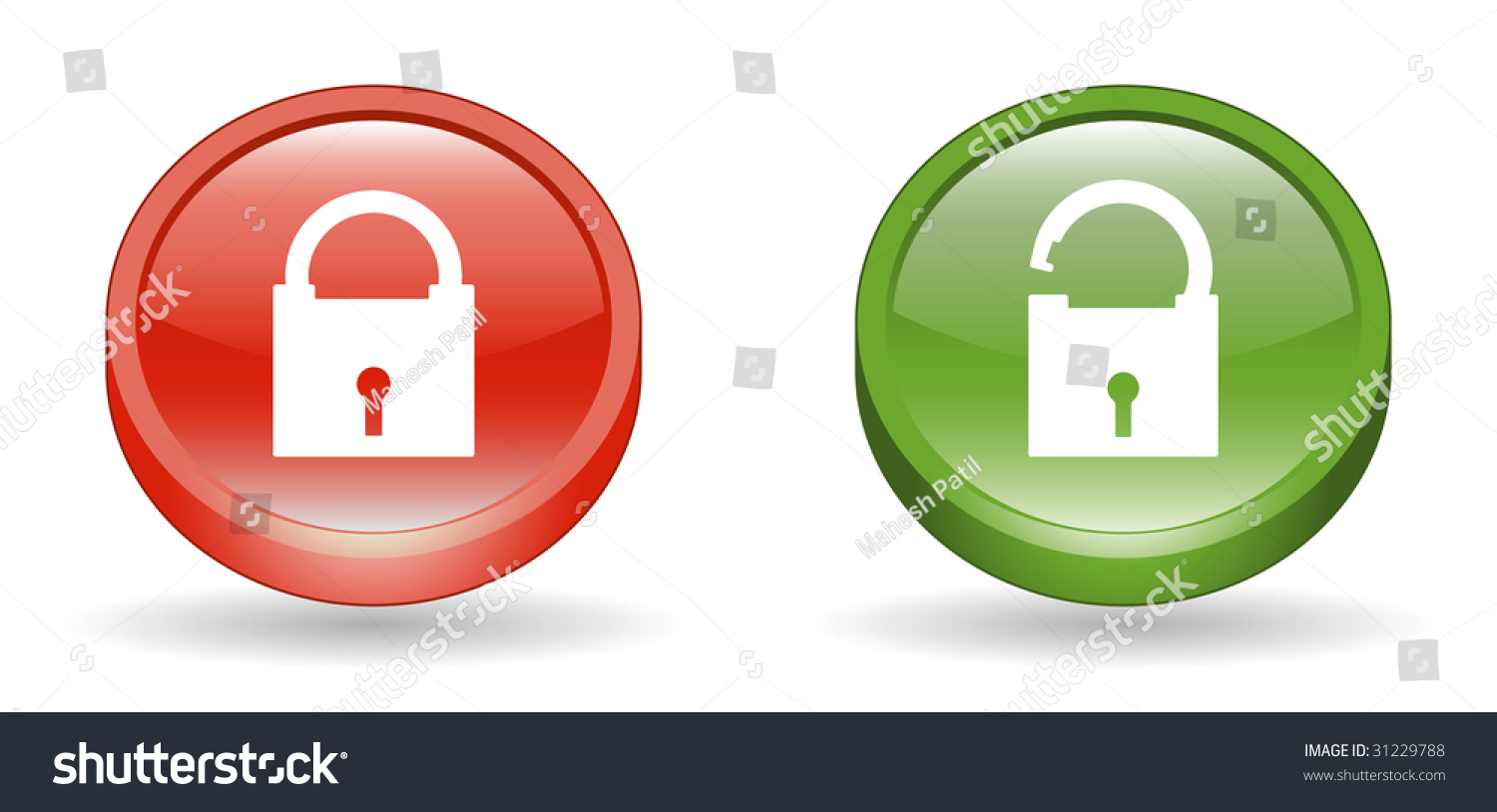 what is the lock symbol on my iphone lock unlock sign 3d icons stock vector 31229788 21224