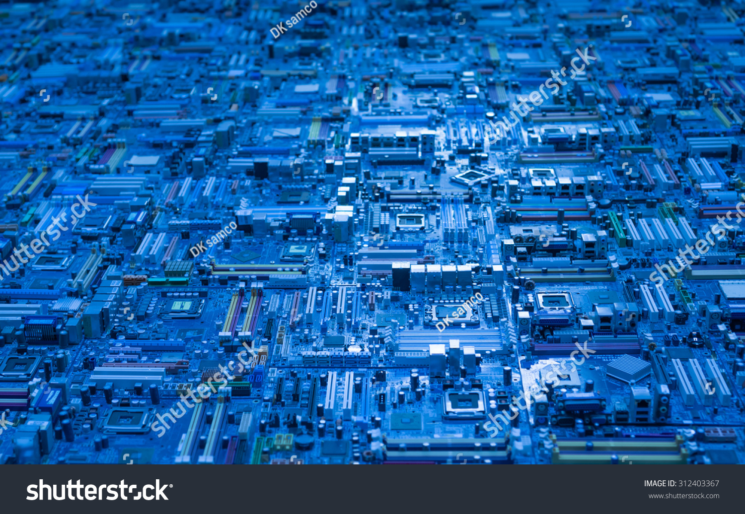 Technology Mainboard Computer Science Background