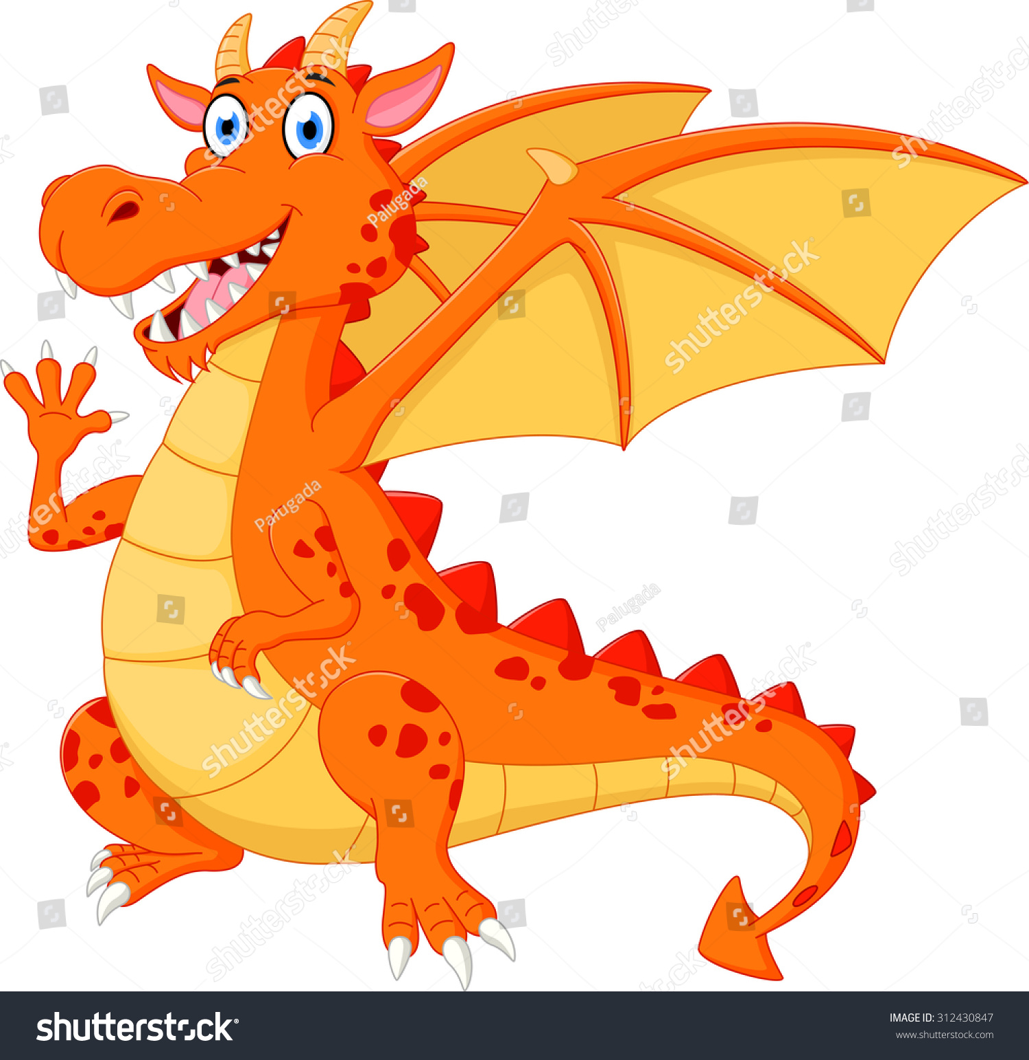 stock-photo-happy-dragon-cartoon-waving-