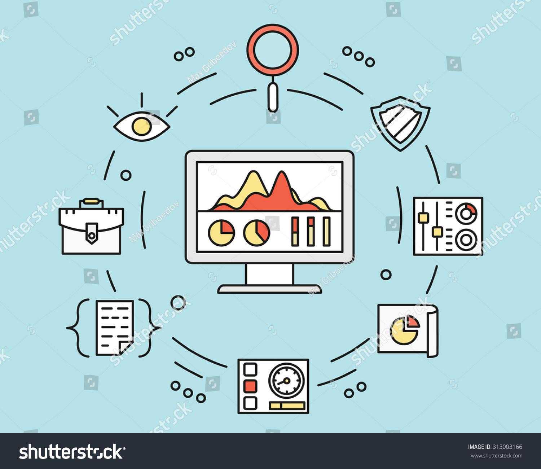 Traffic Statistics Bandwidth Accounting Economy Internet Stock ...