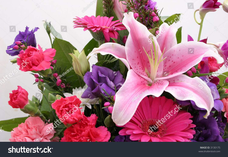 My Wifes Birthday Flowers Stock Photo Edit Now 3130175 Shutterstock