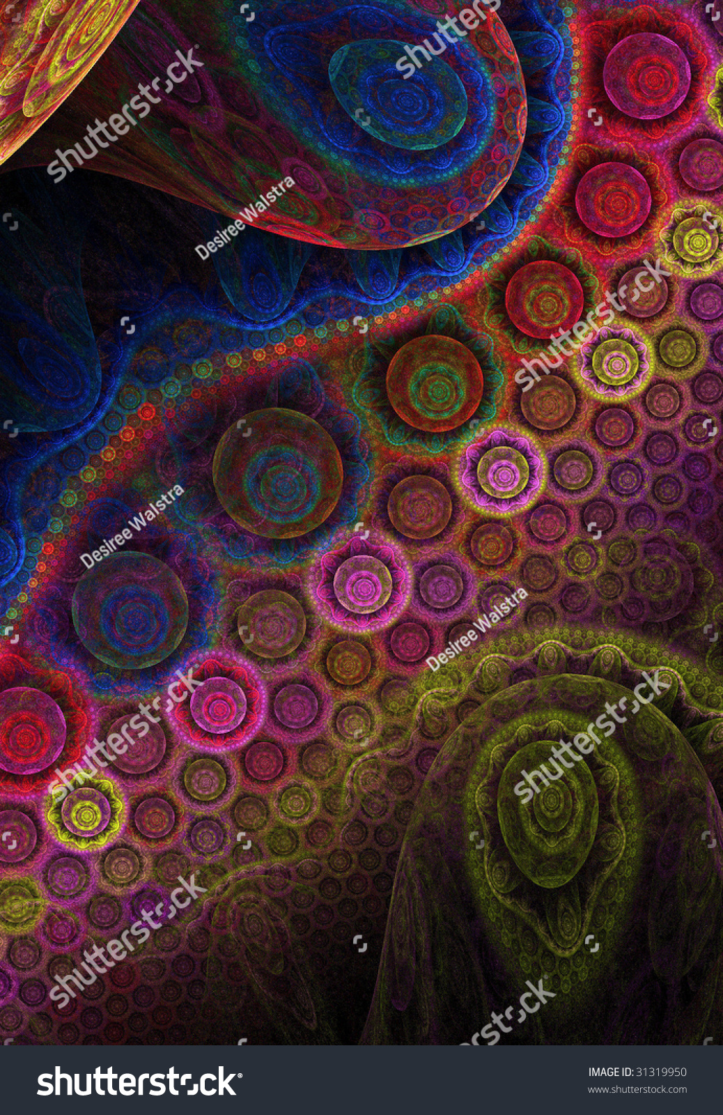 Very Detailed High Quality Abstract Graphic Background In ...