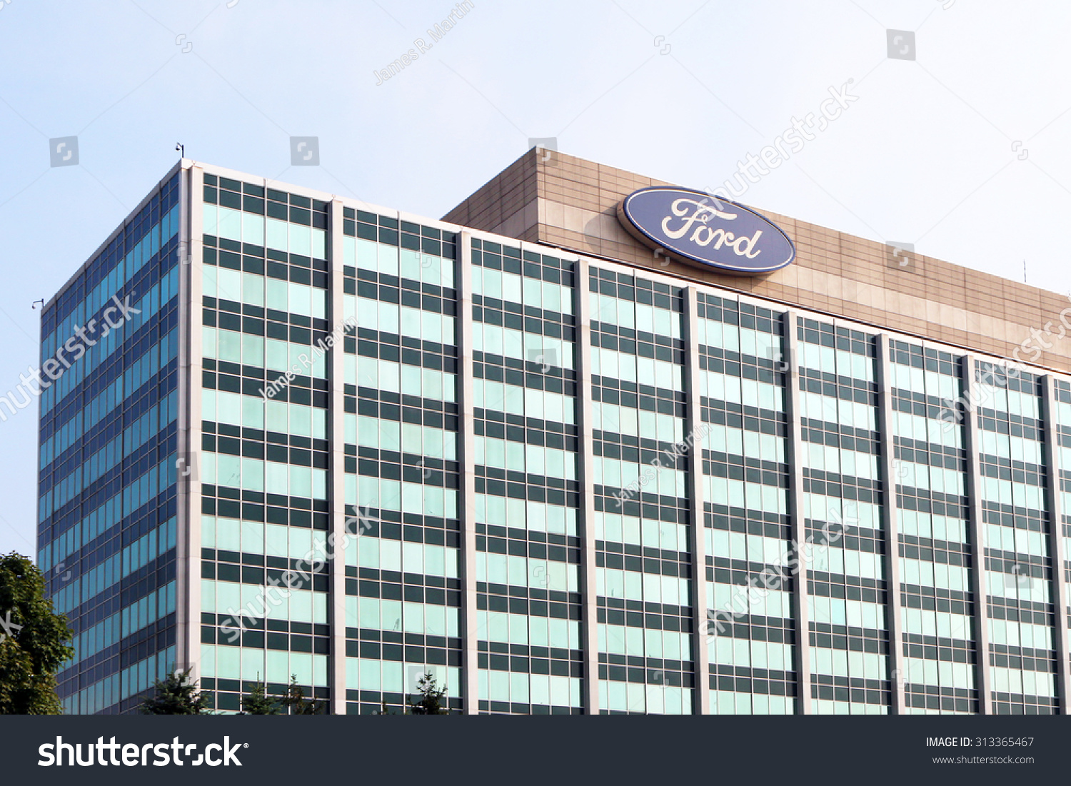 Dearborn mi august 2015 ford motor company world headquarters also known