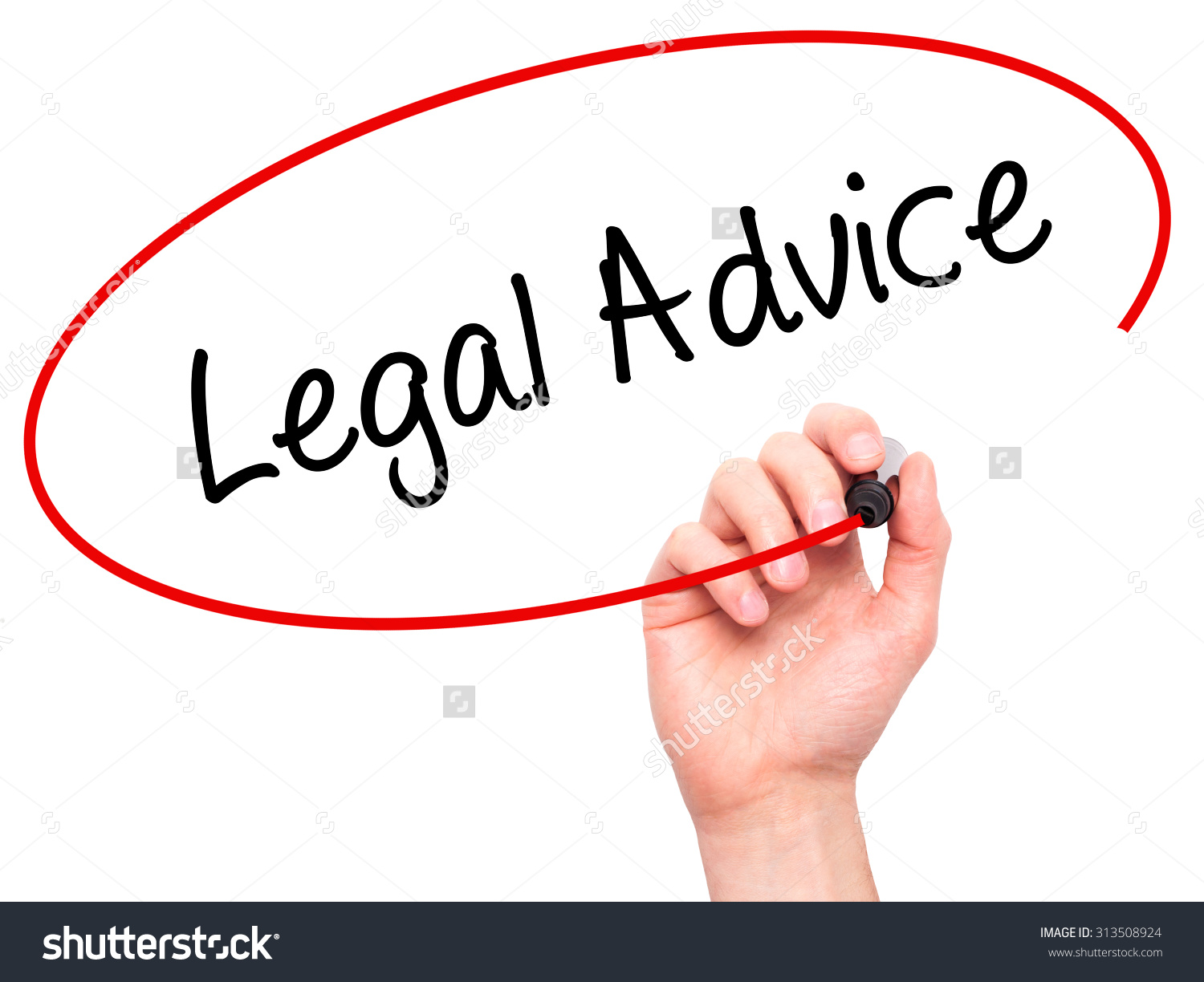 Writing legal advice
