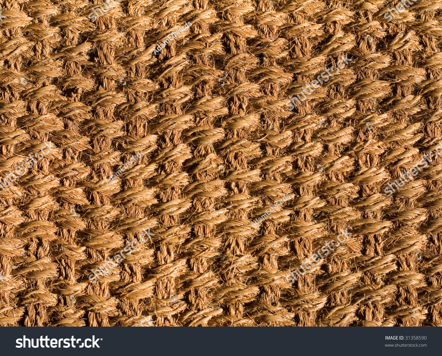 Texture background of a rope carpet stock photo 31358590 for Rope carpet