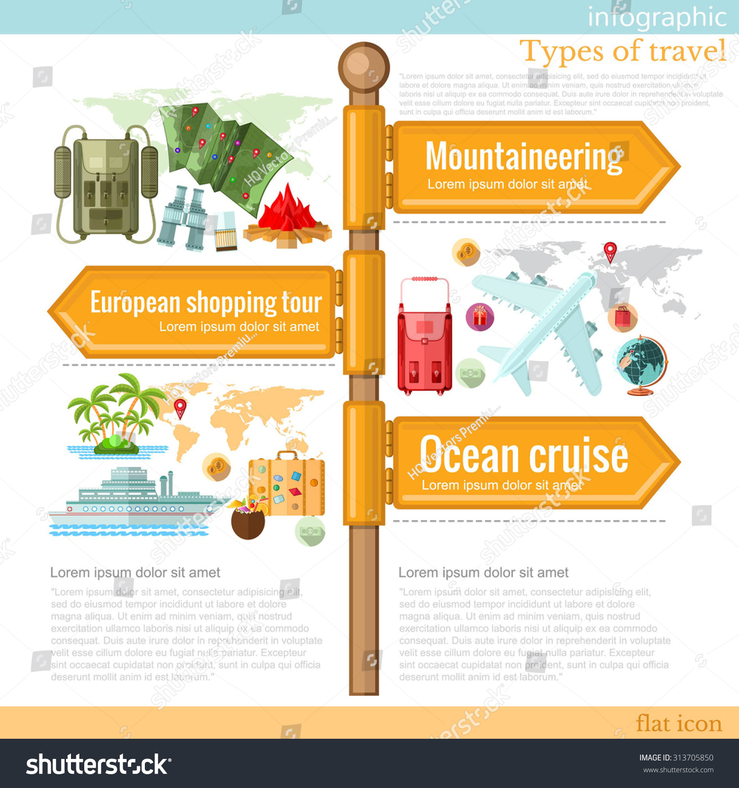 types of vacations Insight vacations offers an exclusive collection of premium and luxury trips to  europe,  with seven types of journeys to choose from, you are sure to find the  one.