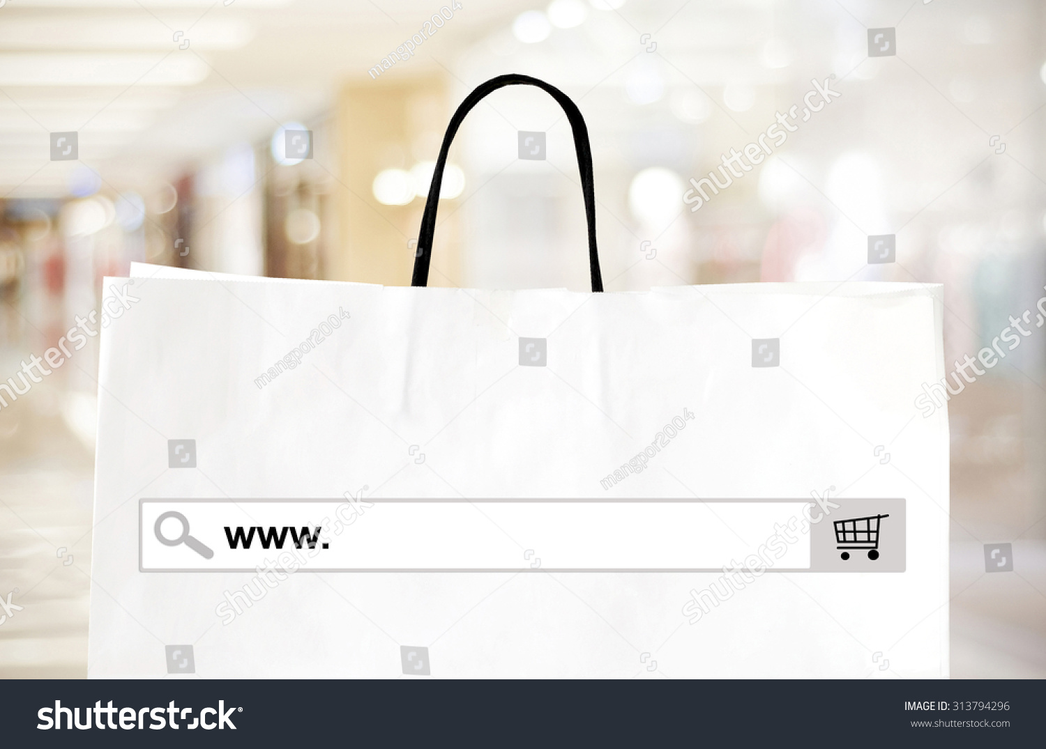 Word Written On Search Bar Over Stock Photo 313794296 - Shutterstock