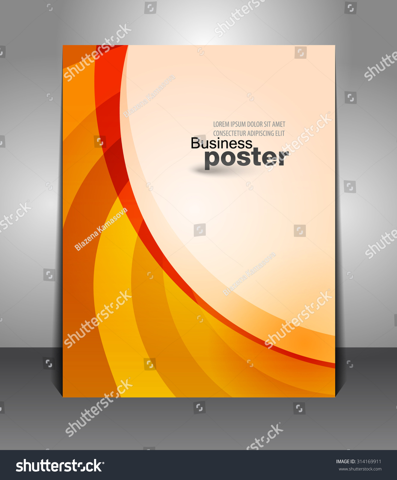 Poster design template - Gallery Photos Of Corporate Poster Design Templates Click To Download