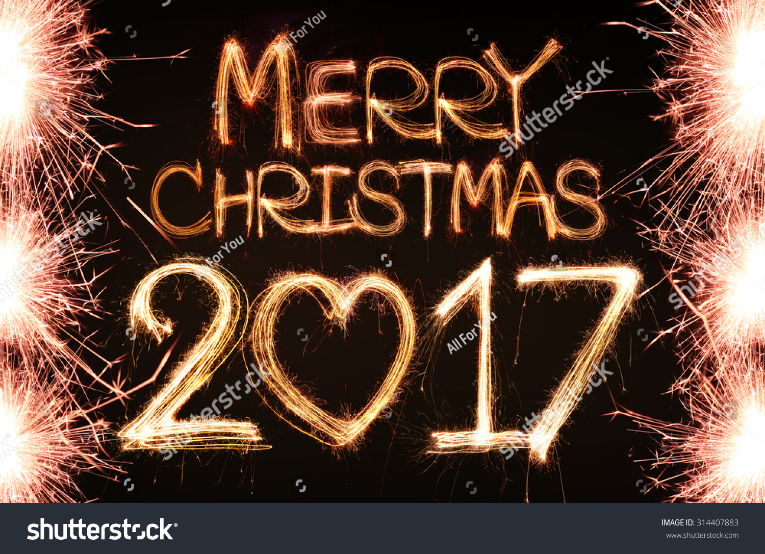 Best Merry Christmas 2017 Wishes  Happy New Year 2018