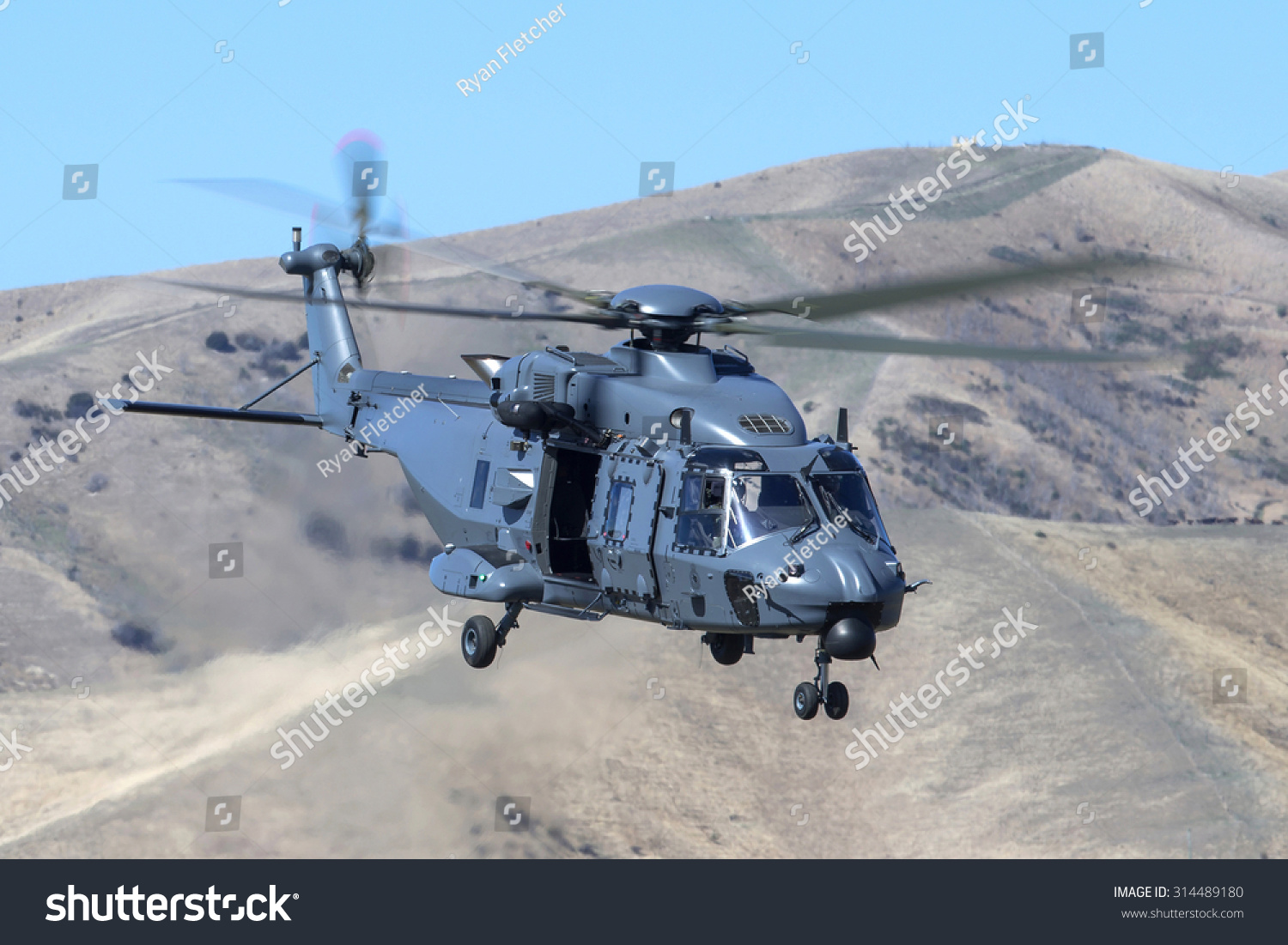 Military Cargo Helicopter Stock Photo 314489180 - Shutterstock