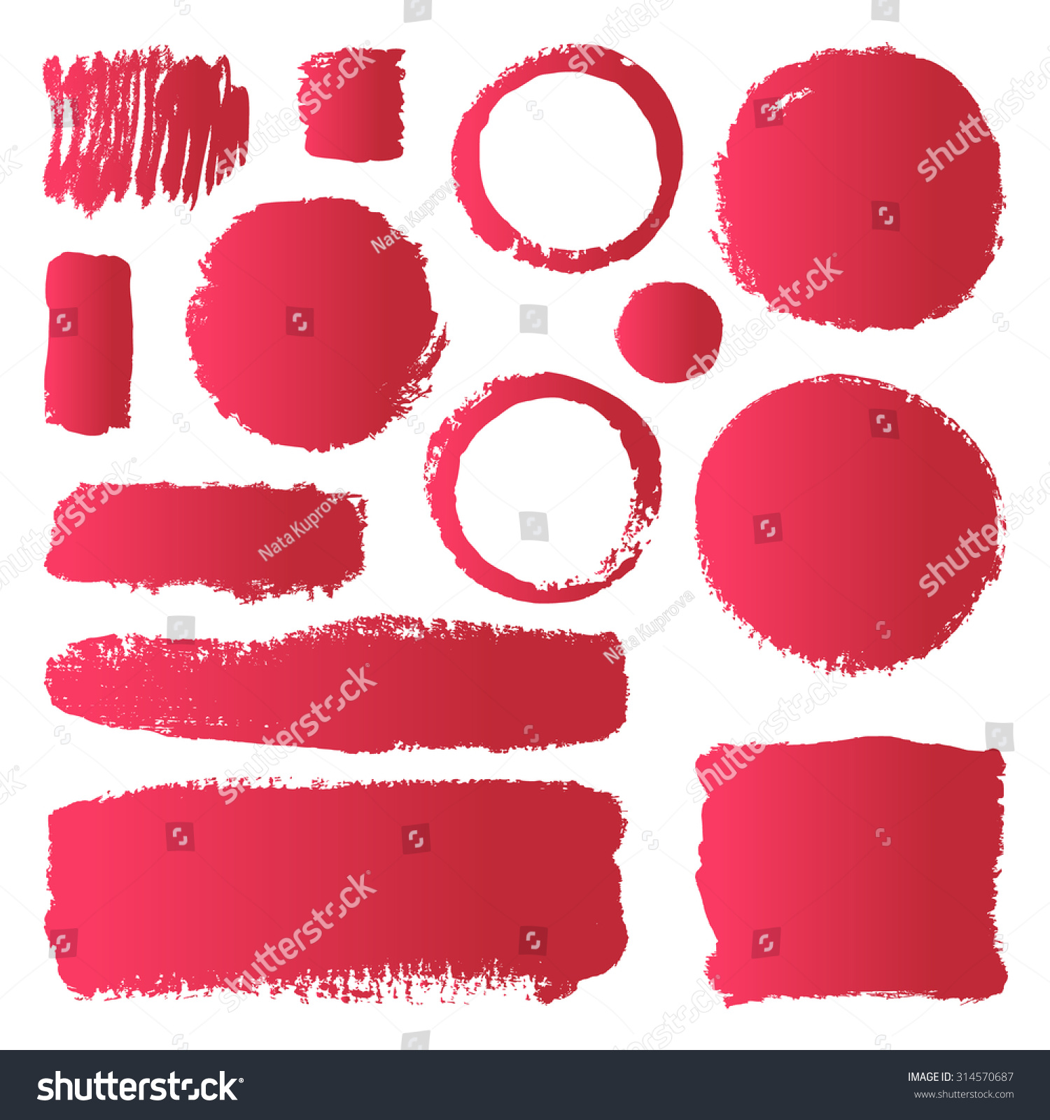 how to make red paint