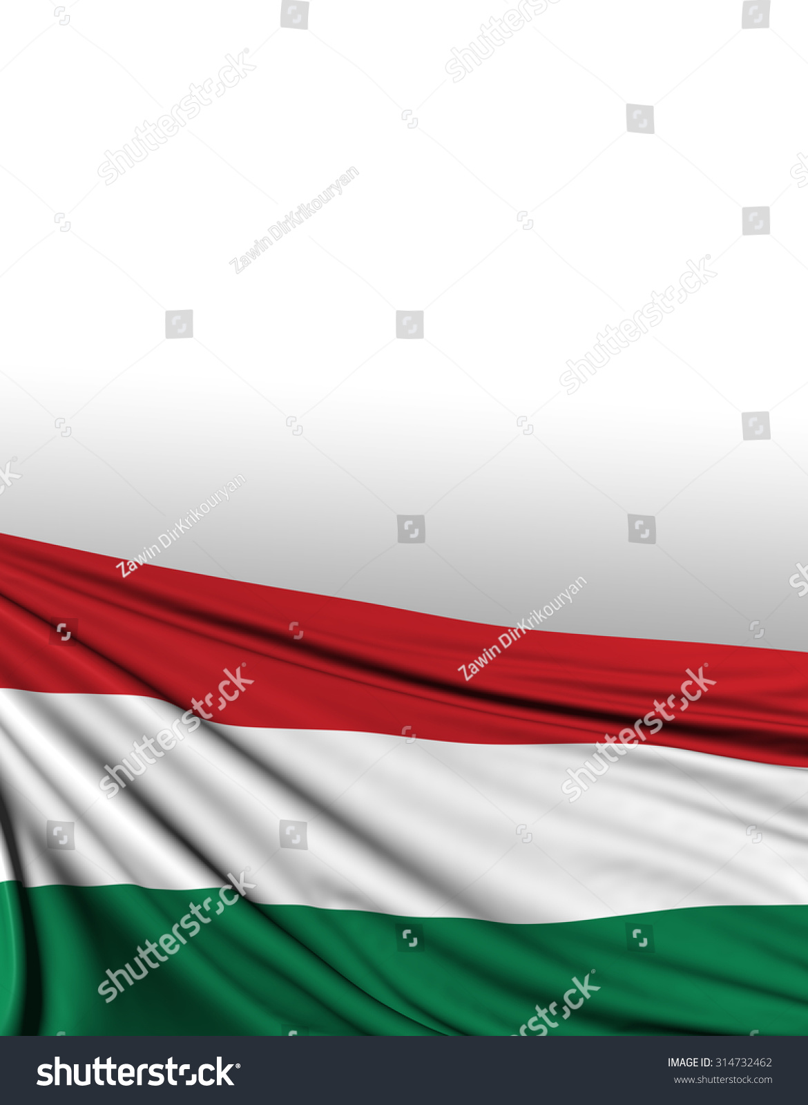 hungary flag hungarian background stock illustration 314732462