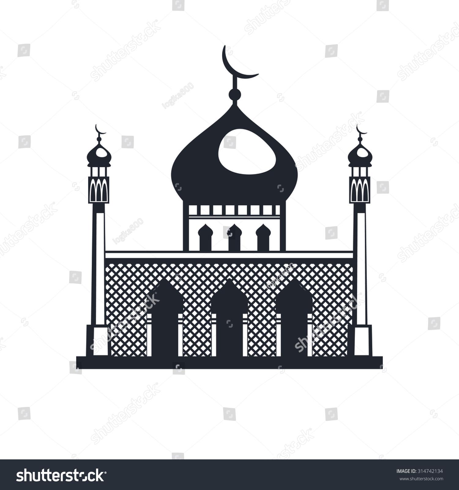 Mosque building religious symbol stock illustration 314742134 mosque building a religious symbol biocorpaavc