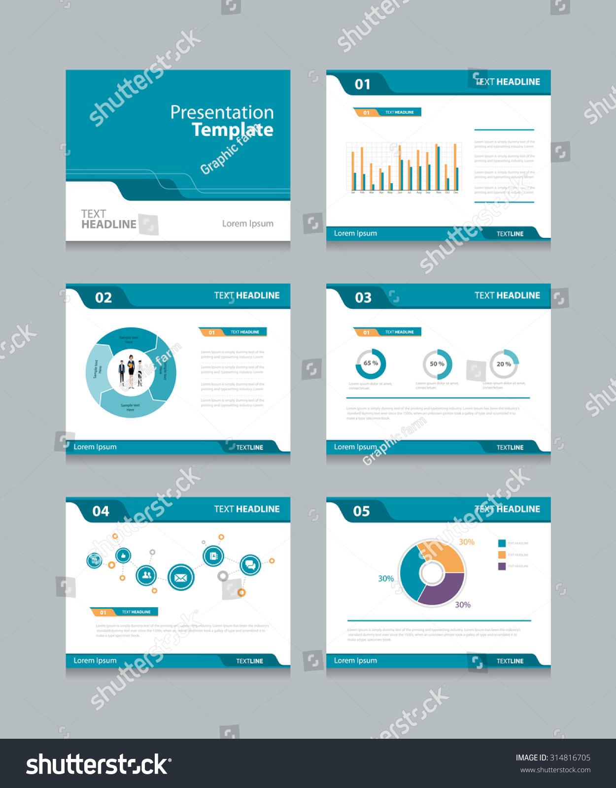 vector template presentation slides background designinfo stock vector 314816705 shutterstock. Black Bedroom Furniture Sets. Home Design Ideas