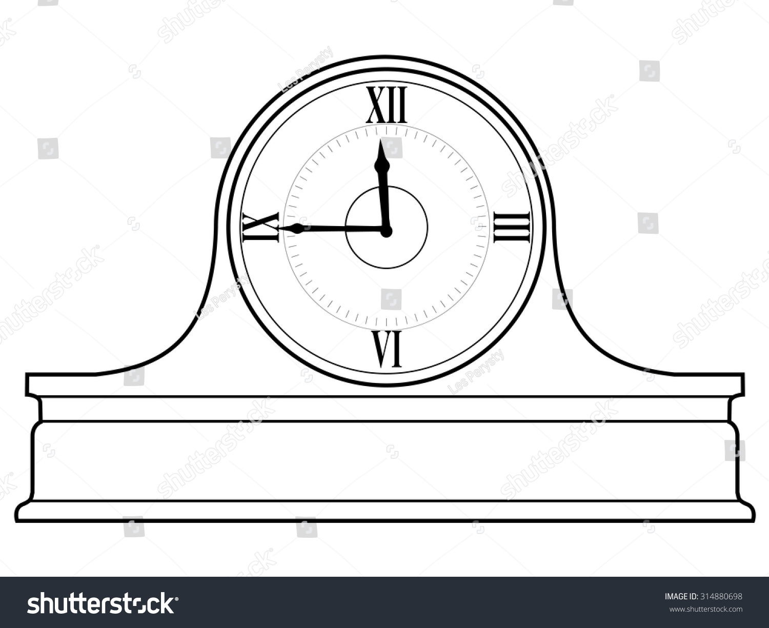 how to set the correct time on a grandfather clock