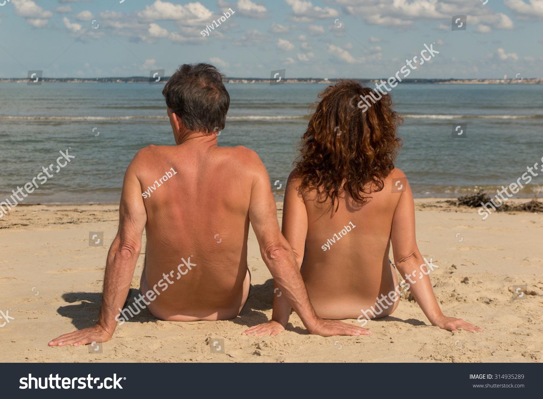 Consider, Naked girl sitting on beach let's