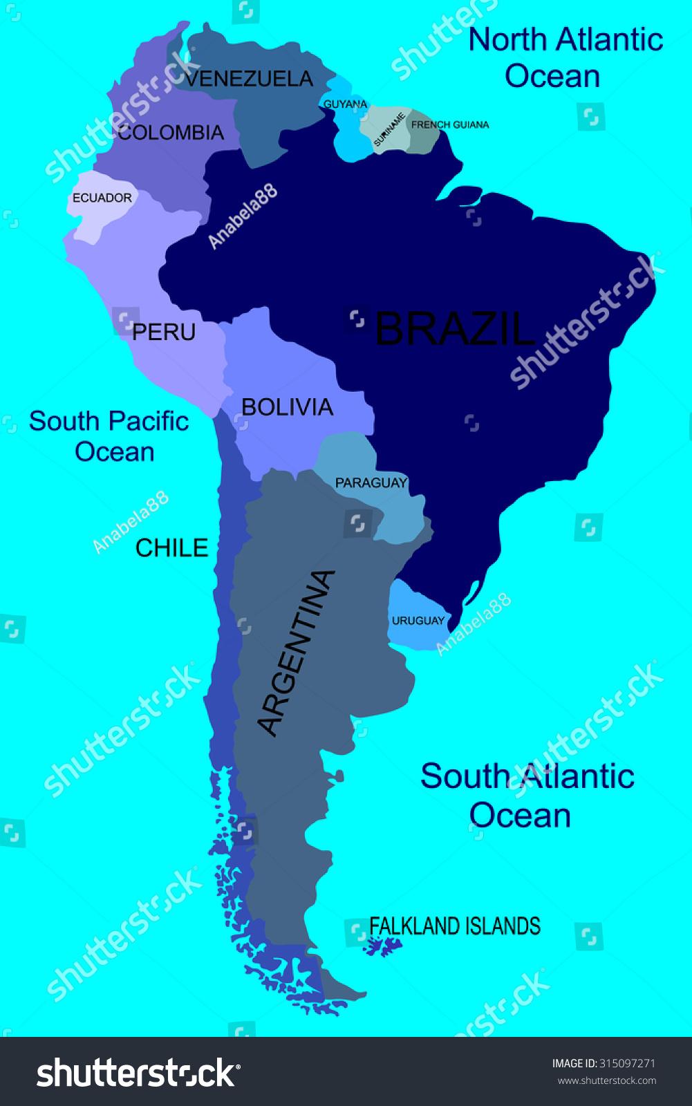 Map Ecuador South America Grease Traps Commercial Diagram First - Ecuador map south america