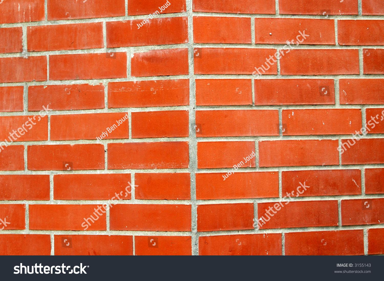 Brick Wall Corner Stock Photo 3155143 Shutterstock
