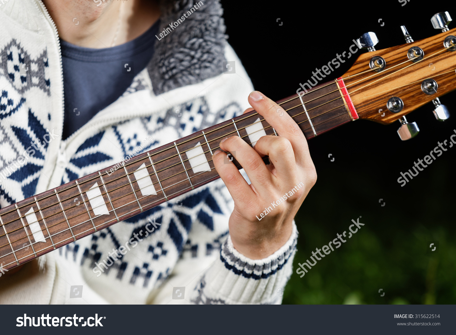Hm minor guitar chord stock photo 315622514 shutterstock hexwebz Choice Image