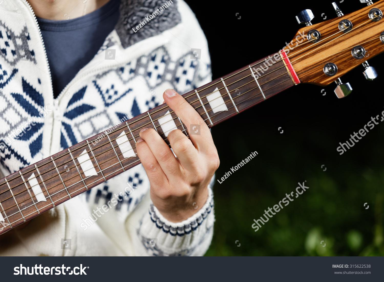 Cm Minor Guitar Chord Stock Photo Image Royalty Free 315622538