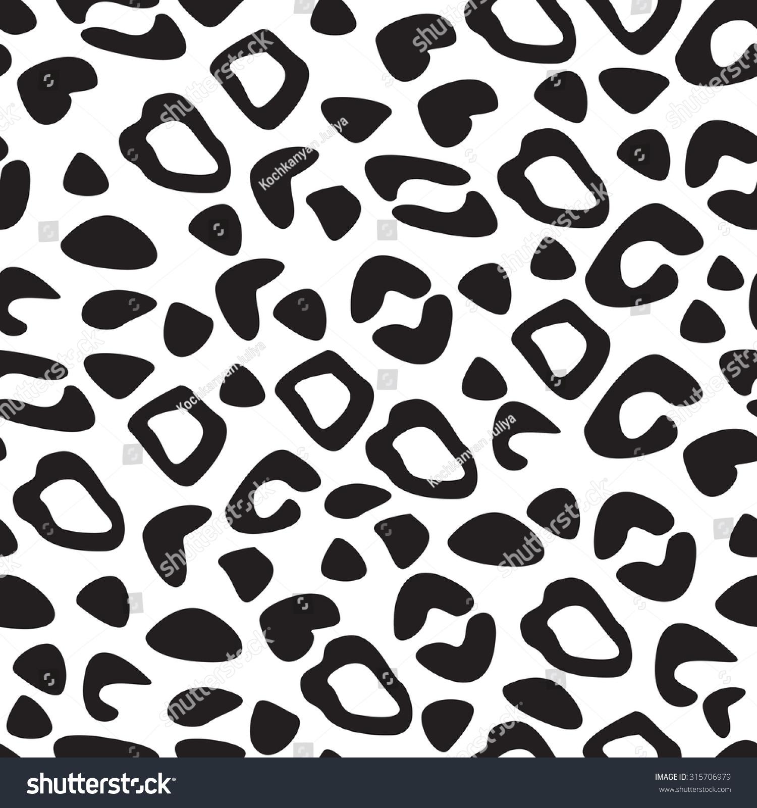 animal print seamless pattern - photo #11